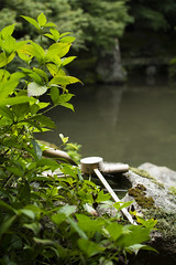 Renge-ji  (Patrick Vierthaler) Tags: summer green japan ji garden temple japanese kyoto mt sommer line   grn  northern kansai garten  tempel  hiei dentetsu  japanischer renge 7   eizan rengeji rakuhoku   yase     sakyo