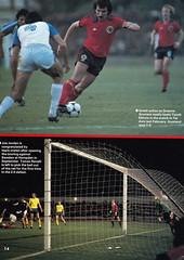 Scotland vs Holland - 1982 - Page 14 (The Sky Strikers) Tags: scotland holland netherlands official programme hampden park glasgow 60p international friendly