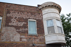 Seipp's Extra Pale Beer--Michigan City, IN (David Sebben) Tags: chicago beer painted indiana pale advertisement faded extra michigancity ghostsign seipps