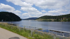 Rundfahrt zum Schluchsee (urs_himmelrich) Tags: deutschland sommer ausflug schluchsee stausee badenwrttemberg passhhe passstrasse spitzkehren aeulemerkreuz