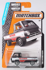 MBL-862-Mothers (adrianz toyz) Tags: matchbox diecast toy model 1966 dodge a100 pickup mothers 862