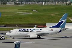 WestJet C-GWSH (V1 Aviation Photography) Tags: calgaryinternationalairport cyyc yyc westjet westjetairlines boeing 73776nwl 737700wl b737 cgwsh 737700