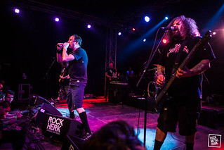 16.07.16 // Napalm Death at Rock Herk // Shot by Nikki Lucy