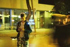 000036 (Johann Kööp) Tags: 35mm colour film canon 50e fujicolour fujifilm c200 mood moody double exposure night darkness city lights fixed focal lenght 50mm stm shootfilm tallinn estonia
