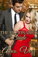 The Billionaire's Bride (CoverReveals) Tags: contemporary romance erotic spanking bdsm ds billionaire