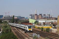 700007 (matty10120) Tags: class rail railway train wandsworth road 700 thameslink new test gbrf