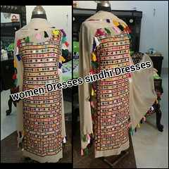 sindhi dress (GlobalCitizen2011) Tags: sindhi sindh sind dress attire embroidery sindhiclothing kapra kapray bhart maltese cross baarriyo motifs pattern patterns culture moenjodaro mohanjodaro people sindhihandicrafts crafts colors used