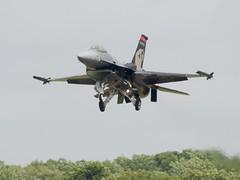 General Dynamics F-16C Fighting Falcon (Nigel Musgrove-1.5 million views-thank you!) Tags: 2016 fairford raf riat saturday general dynamics f16c fighting falcon 880032 solo turk turkish air force royal international tattoo 9 july