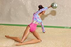 I love Olympic Games!! (saratiz) Tags: olympicgames rio gym barbie mistycopeland