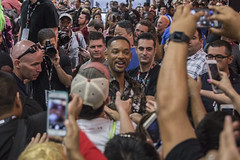 Will Smith SDCC 2016 (TeamNovak) Tags: sandiego comiccon sdcc 2016 cosplay popculture event convention celebrity comics movies movieprops collectibles fun suicidesquad dc signing willsmith joelkinneman margorobbie karenfukuhara violadavis caradelevingne