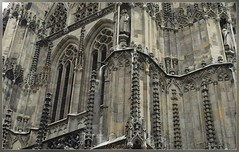 Stephansdom Viena (T.S.Photo (Teodor Sirbu)) Tags: ststephan stephansdom viena art sculptures wien