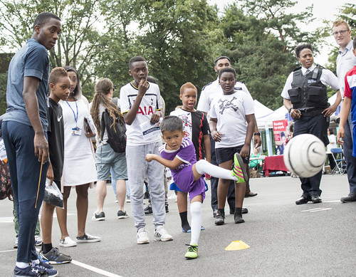 North Tottenham Sports Day July 2016