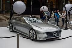 Future? (eLane Cars) Tags: mercedes benz mercedesbenz cars car supercars classic classiccars paris grandpalais grand palais 2016 july bellestoiles