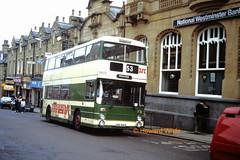 Yorkshire Rider 6423 (UNA 800S) (SelmerOrSelnec) Tags: yorkshirerider leyland atlantean northerncounties una800s morley gmt bus