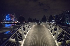 20160730_0387_1 (Bruce McPherson) Tags: brucemcphersonphotography lowloight nightphotography dark citylights skyline water boats people falsecreek vancouver bc canada existinglight outdoor outdoors