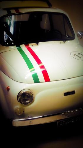 Il nostro Topolino tricolore
