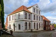 ehemalige Gelehrtenschule, Pln (Ralf Khne) Tags: pln schleswigholstein germany denkmalschutz
