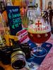 Glass of Tempelier Beer (Yesterdays World Bar in Bruges) (Samsung Galaxy S7 Edge Smartphone) (1 of 1) (markdbaynham) Tags: belgium bruges brugge bruggen beer ale drink traditional samsung galaxy s7 edge smartphone cameraphone tempelier glass world yesterdays pub prime city urban