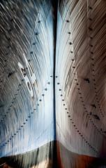 Bow Lines (Sky Noir) Tags: uss wisconsin bb64 iowaclass battleship 64 norfolk va