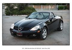 2006 Mercedes-Benz SLK 280 #09 (Godfrey DiGiorgi) Tags: 2006 car mercedes slk280 santaclara california usa