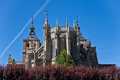 Astorga Cathedral (JOAO DE BARROS) Tags: barros spain joo astorga monument architecture cathedral church