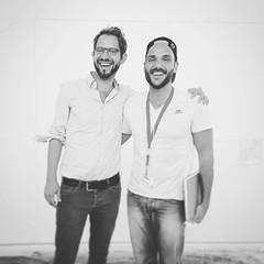 Ben Heine and Tobias Kunz (Ben Heine) Tags: benheine magicitylife tobiaskunz art artist portrait dresden germany friends magiccity