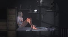 [ kunst ] - Industrial Loft Gacha () Tags: catwa littlebones kunst rkposes candydoll maitreya secondlife mesh fashion new avatar gacha mandala shinyshabby