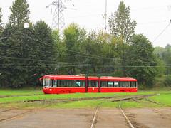 "Konstal 116Nd ""Karlik"", Tramwaje lskie (transport131) Tags: tram tramwaj t bdzin kzk gop konstal 116nd karlik"