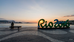 The legacy - Copacabana beach - Rio de Janeiro (José Eduardo Nucci Photography) Tags: sunrise copacabana rio450anos southamerica morning olympicgames rio2016 sugarloaf postcard flickr getty photography nikon d800 joséeduardonucci 1424mm nikkor colors brazil tropical water world time nature atmosphere mood harmony scenary promenade bluesky dawn balance serenity boats fisherman people citizens photo josé images nucci silhouettes sun seascape sands travel sunlight sunny daylight weekend dusk statue poetic landmarks explore shot rj niterói christtheredeemer beach beautiful layers blue white orange red yellow black