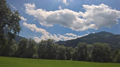 Driving Across Austria