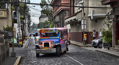 HL8A3917 (deepchi1) Tags: manilla phillippines asia pacific islands urban city jeepneys taxis jeeps traffic