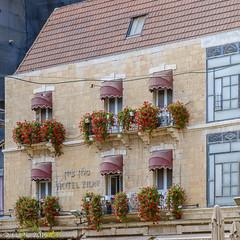 Zion Hotel, Jerusalem (kitchener.lord) Tags: israel jerusalem impressions photowalk 2016 fujinonxf1855