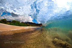Makua Beach break testing out my new C6000 water housing on some ankle smackers!! :D (MICHAEL A SANTOS) Tags: c6000 hawaii liquideyewaterhousing liquideyewaterhousingc6000 michaelasantos ocean rokinon rokinon8mmfisheye saintsphotography sony sonya6000 sonyalpha waves whitewash liquideyewaterhousings