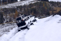 Ford F-350 6 door 6wd 34 (My Scale Passion) Tags: ford f350 meng monogram losi micro mini crawler scale rc modeling custom snow snowrun crawling climbing expedition northpole southpole truck double dual dually duallie 6door 10wd 10x10 125 124 miniz overland landcruiser build