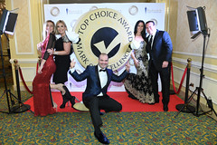 TOP CHoice Awards 2016 (Top Choice Media Group) Tags: topchoiceawardsgala soniarecchia topchoiceawards2016 topchoice2016 royalyorkhotel suittie gown award businessawards