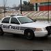 Euclid Ohio Police K-9 Ford Crown Victoria