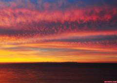 CatalinaIslandPastels (mcshots) Tags: ocean california travel winter sea sky usa sun water clouds sunrise dawn coast stock malibu pch socal mcshots losangelescounty