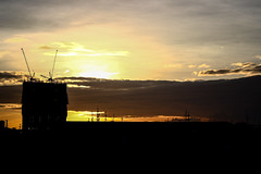 Cityscape. (jessieblurp) Tags: sunset photography philippines cityscapes manila townscapes 600d ishootwithcanon canoncaptures canonph rebelt3i