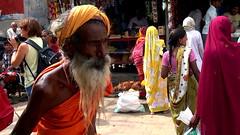 Pilgrim at Orchha, India (josepsalabarbany) Tags: mango tropical species streetlife victorian jewel rajput fort jodhpur thanjavur jaipur gopura church stupa mandapa shikhara amalaka kalasha parvati siva delhijodhpur oldcity apsara khajuraho konark ellora chennai gujarat mumbai goa mysore karnataka bangalore punjab amritsar jainism ranakpur kobalam uttarpradesh tajmahal fatehpursikri ghat ganges benares varanasi orchha maharashtra god ganesh vimana temple bengal tyger elephant curry journey travel sculpture sea rajasthan kerala delhi hindu moguls people sun architecture art asia india beach rathas kanchipuram faces josepsalabarbany