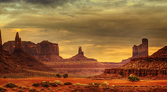 field (shumpei_sano_exp9) Tags: travel red summer arizona sky usa mountains beautiful yellow clouds sunrise landscape utah spring amazing nikon sandstone butte desert nikond70 sigma 2006 northernarizona wilderness navajo monumentvalley vacancy navajoreservation soe lonelyness coloradoplateau navajoindianreservation blueribbonwinner navajonation travelphotographie din abigfave tsbiindzisgaii wolfgangstaudt sigmaaf4561020dchsm anawesomeshot impressedbeauty 66111 superhearts tribehorizon