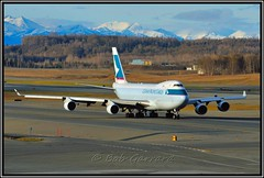 B-LIB Cathay Pacific Airways Cargo (Bob Garrard) Tags: pacific cargo boeing airways anc cathay 747 panc blib