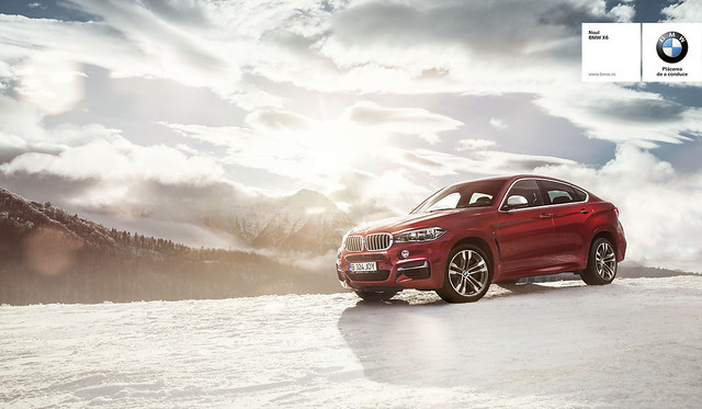 winter light 6 cars car canon advertising photo shot automotive commercial bmw x6 ciprianmihai