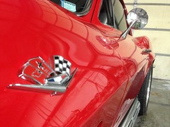 """1966 Corvette Sting Ray • <a style=""""font-size:0.8em;"""" href=""""http://www.flickr.com/photos/85572005@N00/16080717285/"""" target=""""_blank"""">View on Flickr</a>"""