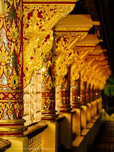 Wat Suan Dok | Chiang Mai, Thailand