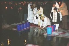 18. Великое водоосвящение на Донце 1996 г