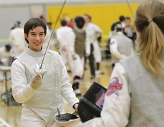 2015 WP Fencing_Pennington 6 (West Point - The U.S. Military Academy) Tags: foil sabre fencing westpoint cadets fencers epee corpsofcadets usma uscc arvincadetphysicaldevelopmentcenter armyfencing westpointfencinginvitational