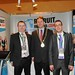 Showtel Ronan O'Callaghan & Anthony O'Sullivan, Recruit Ireland and Stephen McNally, IHF President