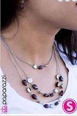 5th Avenue Brown Necklace K3 P2330A-3