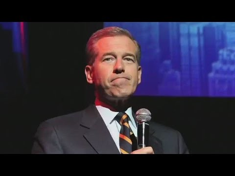 Brian Williams takes himself off NBC newscast