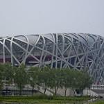 "Beijing National Stadium Bird's Nest // 鸟巢 • <a style=""font-size:0.8em;"" href=""http://www.flickr.com/photos/28211982@N07/16289051030/"" target=""_blank"">View on Flickr</a>"